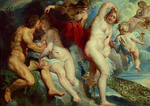 01.08.2014 Peter Paul Rubens-Ixion_and_Nephele 1615