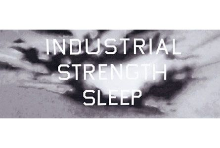 16.07.2014 Ed Ruscha_Industrial Strength Sleep