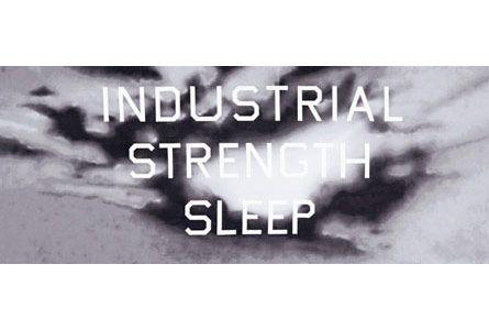 16.07.2014 Ed Ruscha_Industrial Strength Sleep